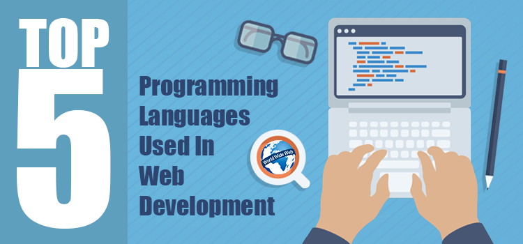 Top 5 Programming Languages Used In Web Development Programming And Development Blog Stone River Elearning
