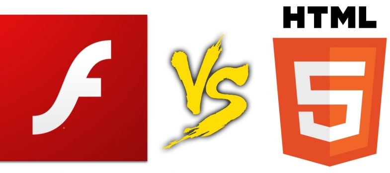 Flash vs HTML5: What's the Difference?